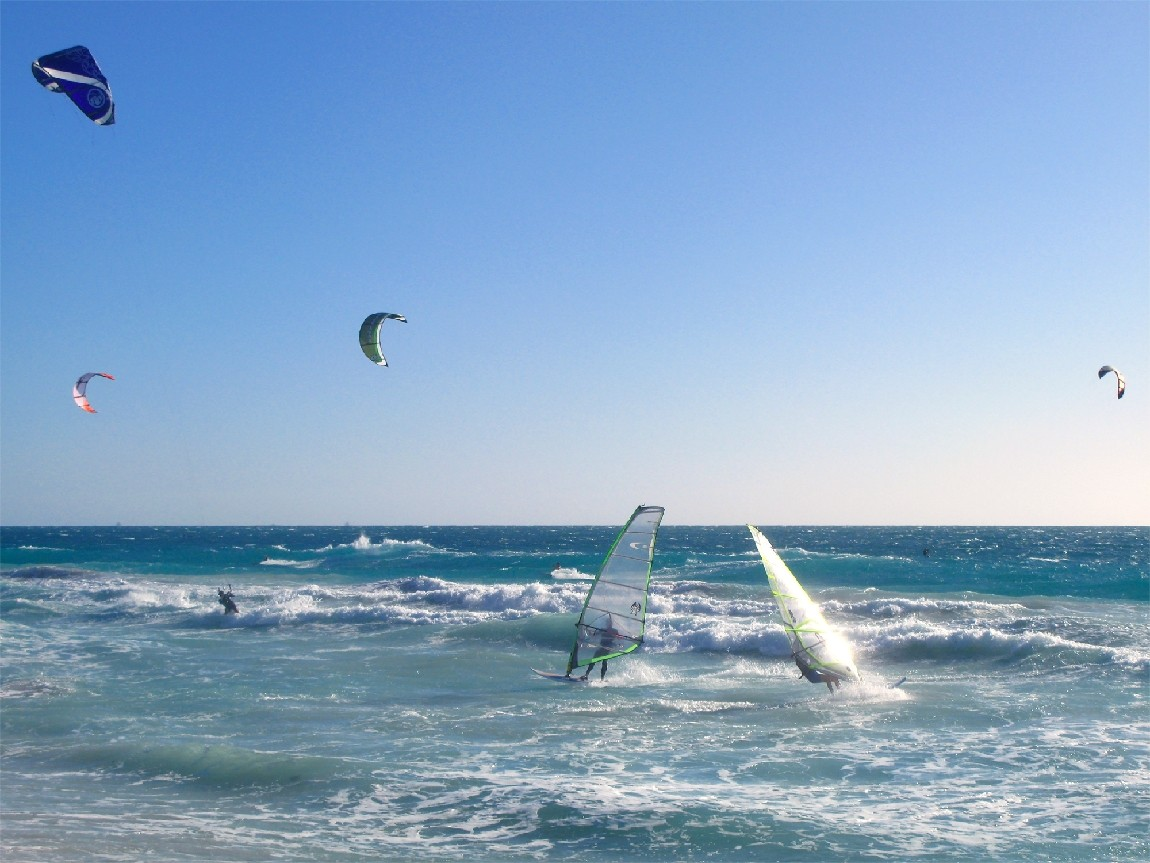 Zróbmy kursy na trenera windsurfingu