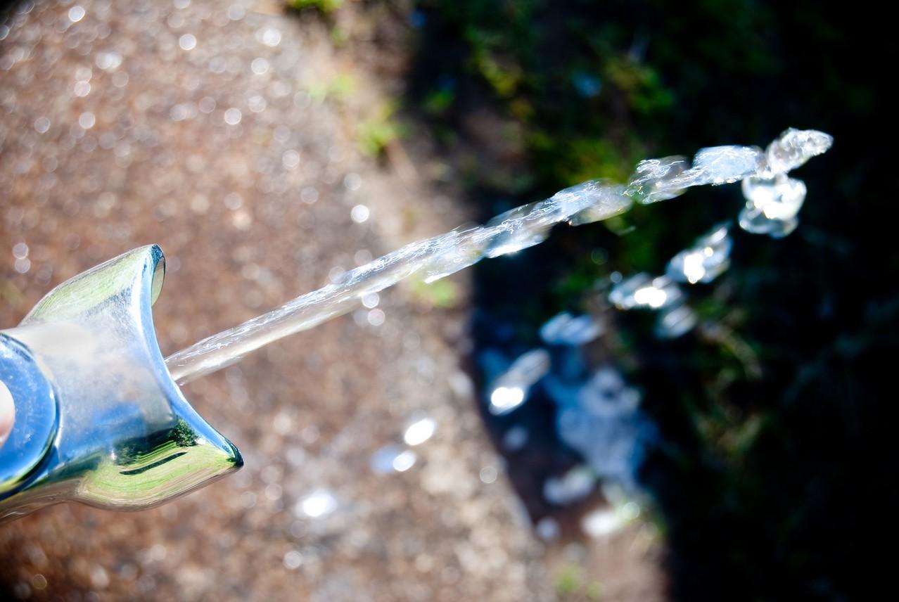 Stawiamy fontannę